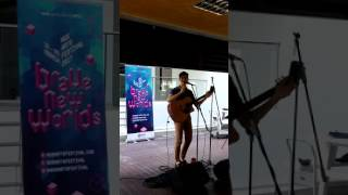 Video NUS Arts Out Loud - What Do I Know? (Ed Sheeran), Faith (Mitchell Fu) & Found You (Mitchell & Vinay) download MP3, 3GP, MP4, WEBM, AVI, FLV Maret 2018