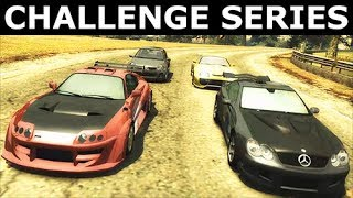 Need For Speed: Most Wanted - Challenge Series - Ending - Walkthrough Gameplay Part 7 (NFS MW 2005)