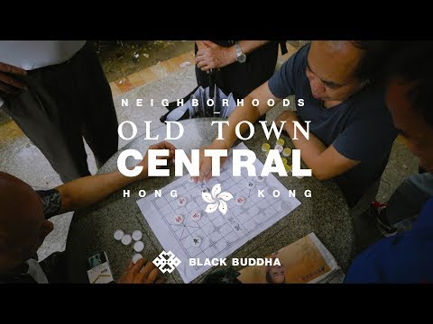 Old Town Central: The Beating Heart of Hong Kong