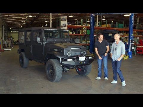 Just Showed Up: Icon FJ44 (w/ Jonathan Ward) – Daily Fix