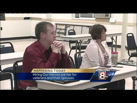 Job fair aimed at Maine veterans