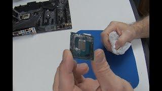 CPU Köpfen und die Folgen