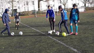 FOOTBALL REPRISE DE VOLLEY CHALLENGE EN LIVE thumbnail