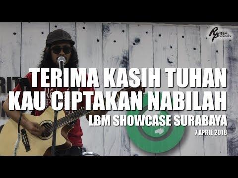 Terima Kasih Tuhan Kau Ciptakan Nabilah (LIVE at AJBS Surabaya 07/04/2018)