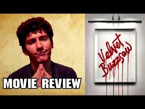 Velvet Buzzsaw (2019) [Netflix Horror Comedy Movie Review]