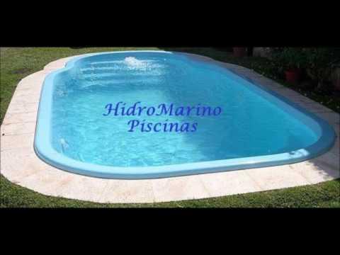 Piscina en fibra de vidrio hidromarino 6x3 romana for Piscinas de fibra instaladas