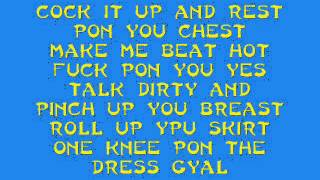 Rdx Broad Out Lyrics (Follow @DancehallLyrics )