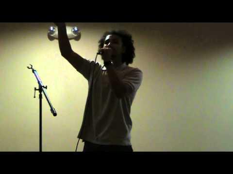 SpeakEasy Poetry Contest - Piece by Djallel Zerrouki