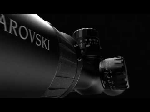SWAROVSKI OPTIK X5 rifle scope for long range shooters – RIGHT TO THE LIMIT