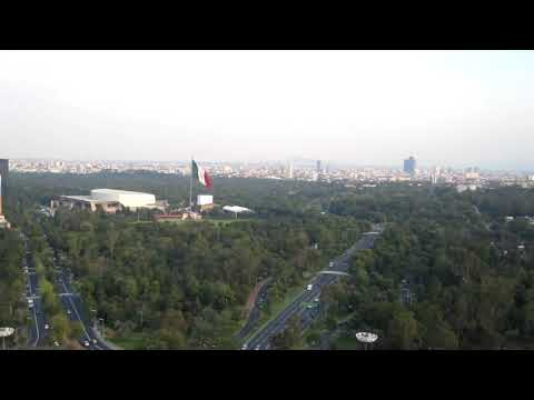 View from Google office - Mexico City