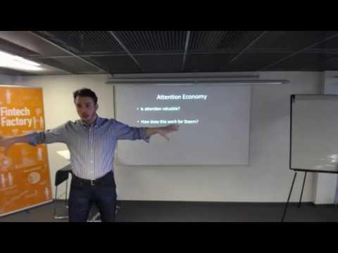 Ned Scott Seminar at Oslo Steemit Hackathon on October 15th, 2016