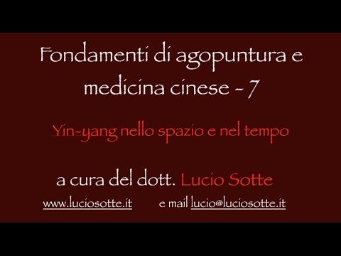 7 Agopuntura-lezioni: yin-yang, cinque movimenti, spazio e tempo