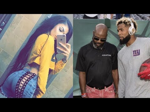 Odell Beckham Jr's Dad Using Son's Fame to Snag Some Insta-Booty