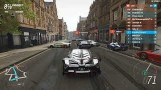 Forza Horizon 4 - 1000hp+ Lamborghini Veneno is just ok for S2-Class [Ranked Adventure]