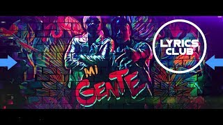 J. Balvin Willy William Mi Gente - Lyrics by LyricsClub.mp3