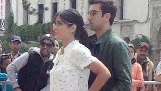 Ranbir Kapoor & Katrina Kaif's Picture From The Sets Of 'Jagga Jasoos' | Bollywood News