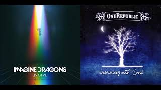 Stop Walking The Wire - OneRepublic vs Imagine Dragons (Mashup)