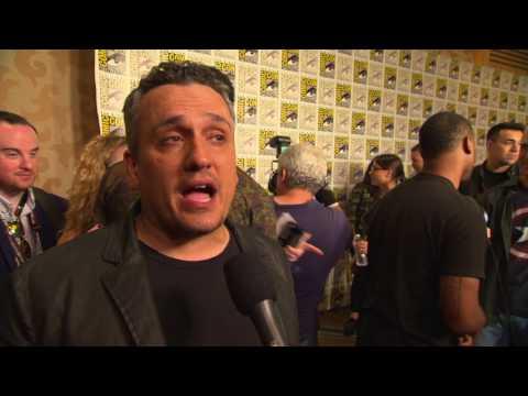 Avengers: Infinity War: Director Joe Russo Comic-Con 2017 Movie Interview