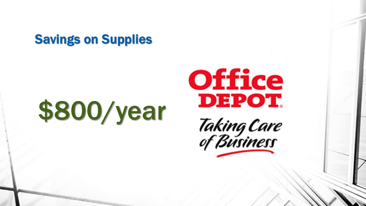 Outstanding Office Depot Banners