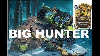 Hearthstone - Big Hunter Vs Spell Mage - Bosque das Bruxas