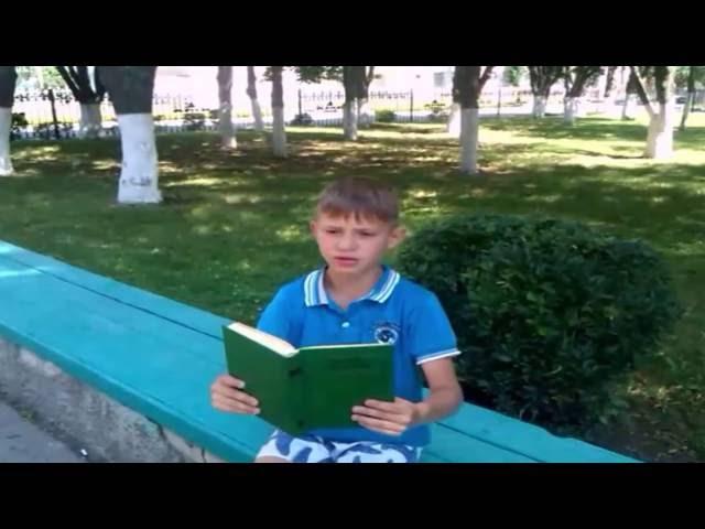 Изображение предпросмотра прочтения – ВладиславПавлюк читает произведение «Гой ты, Русь, моя родная!..» С.А.Есенина