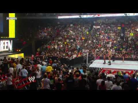 WWE Raw - Seth Green