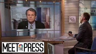 Full Brown: 'I've Never Had The Desire To Be President' | Meet The Press | NBC News