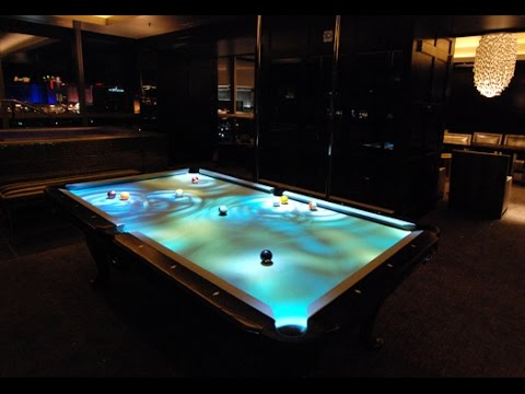 4 Awesome Pool Table