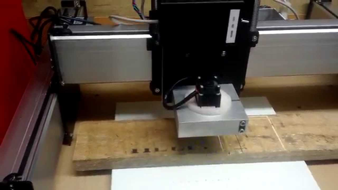 ShapeOko 3 Laser modification