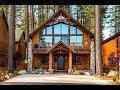 Lake Tahoe Luxury Vacation Rental  |  Famous Cabin