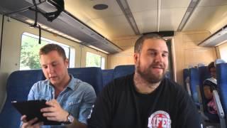 Train Ride to Gothenburg