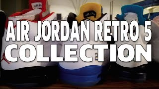 Air Jordan Retro 5 (V) | Sneaker Collection
