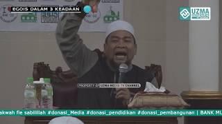 Egois Dalam 3 Keadaan Ust Zulkifli Muhammad Ali Lc Ma