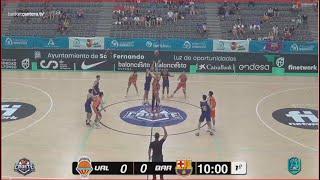 U16M-Cpto.España VALENCIA BASKET vs FC BARCELONA.- 4º de final Cadete FEB-San Fernando (Cádiz) 2021