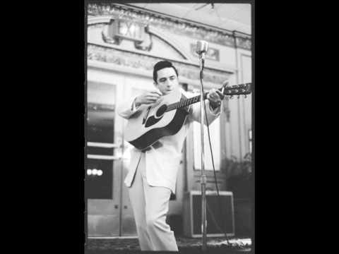 Frankie and Johnny, Johnny Cash 1959.