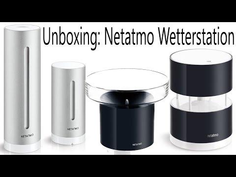 Unboxing: Netatmo Wetterstation [DE | 4K]