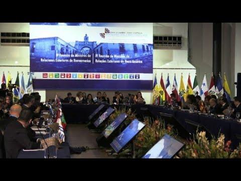 afpes: Crisis migratoria, telón de fondo a Cumbre Iberoamericana