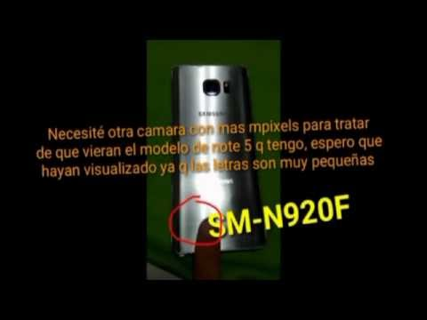 Note 5 (SM-N920F) a MARSHMALLOW 6 0 1 - 2016 Part  1 - YouTube