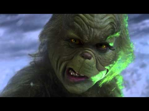 grinch critisism With carrey hitting a career peak, this grinch doesn't steal christmas it restores the season by helping energize us enough to make it through the whole thing carrey is excellent, making the most of his comic gifts even in a cumbersome grinch outfit, and the eye-spinning color scheme is dazzling.