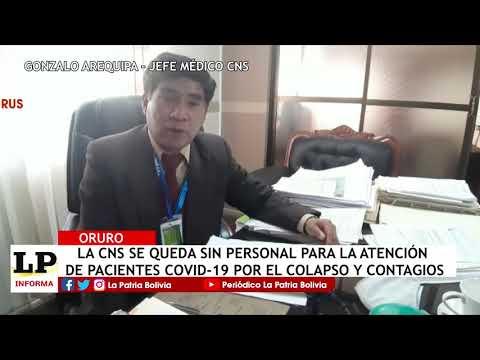 LA PATRIA Informa, miércoles 15 de juli...