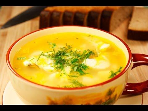 Как сварить суп из судака