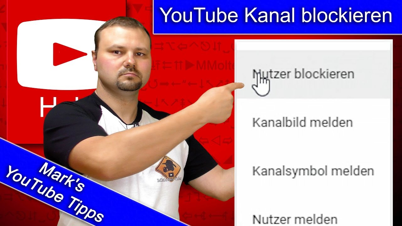 Youtube Kanal Sperren