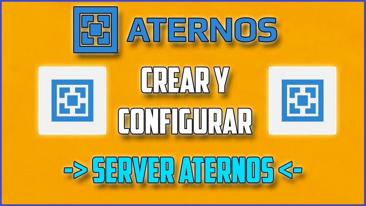 ATERNOS !! Crea y Configura un SERVIDOR en ATERNOS ...