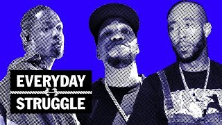 Freddie Gibbs & Curren$y LP, Over/Under Predictions for TDE, 6ix9ine, 21 Savage | Everyday Struggle