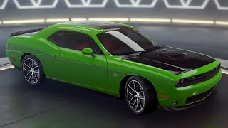Asphalt 9: Legends - Dodge Challenger 392 Hemi Scat Pack (MAX) Test Drive
