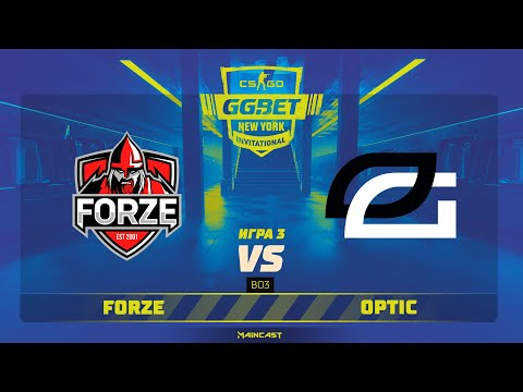 forZe vs OpTic Gaming vod