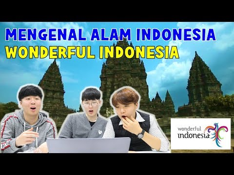 [sakral] Wonderful Indonesia di Mata Pemuda Korea I 한국인이 Wonderful Indonesia 영상을 본 반응