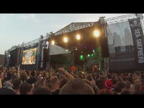 Madball - Down By Law - Brutal Assault 2017