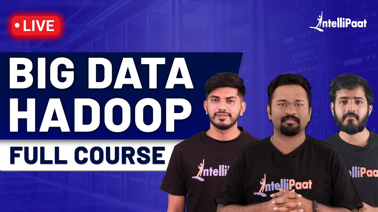 Big Data Tutorial for Beginners | Big Data Training | Big Data Course | Intellipaat