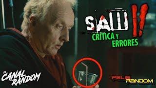 Errores de películas Saw 2 El juego del miedo Review Crítica y Resumen WTF PQC